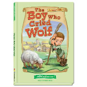 The Boy Who Cried Wolf - Hardcover book from ABCmouse.com