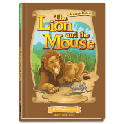The Lion and the Mouse - Hardcover book from ABCmouse.com