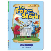 The Fox and the Stork - Hardcover book from ABCmouse.com