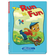To Run Is Fun - Hardcover book from ABCmouse.com