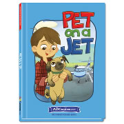 Pet on a Jet (Beginning Reader Series)