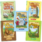 ABCmouse.com Aesop's Fable Series - Hardcover (Set of 5 Books)