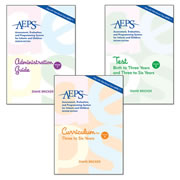 AEPS® for Infants and Children (2nd Edition) Three to Six Set