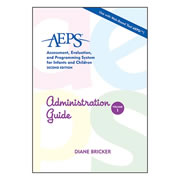AEPS® (2nd Edition) Volume 1: Administration Guide