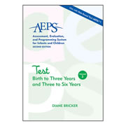 AEPS® (2nd Edition) Volume 2: Test