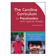 The Carolina Curriculum for Preschoolers with Special Needs (2nd Edition)