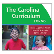 The Carolina Curriculum Forms CD-Rom