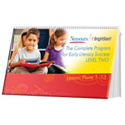 Nemours® BrightStart! Complete Program for Early Literacy Success: Level 2 Lesson Plan Kit