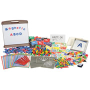 Nemours® BrightStart! Complete Program for Early Literacy Success: Level 2 Manipulatives Kit