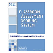 CLASS™ Pre-K-Third Grade Dimensions Overview (Set of 5) - English