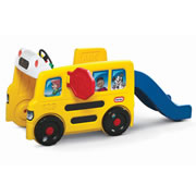 School Bus Activity Gym