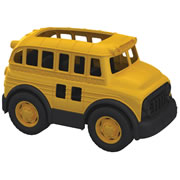 Eco-Friendly School Bus