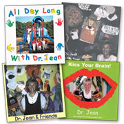 Dr. Jean's CD Collection (Set of 4)
