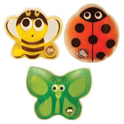 Boo Boo Buddy® Bugs (Set of 3)