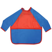 Toddler Long Sleeve Smock (Set of 4)
