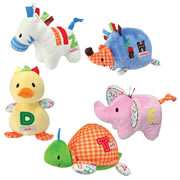 Smarty Rattle Set