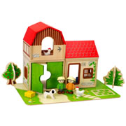 My Little Neighborwood Farmhouse Set