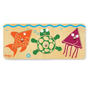 Beginner Shapes Puzzle - Sea Life