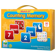 Match It Counting Memory