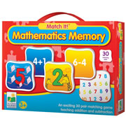 Match It Mathematics Memory