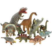 Soft Dinosaur Set