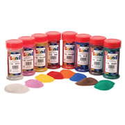 Colored Sand (Set of 8)