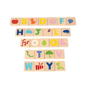 Alphabet A - Z (Set of 26)
