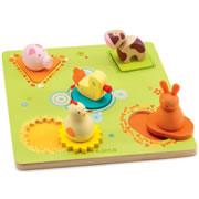 Easy Grip 3D Farm Puzzle