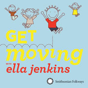 Get Moving CD
