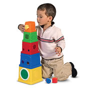 Stacking Blocks Learning Toy
