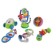 Baby's Exploration Activity Set (19 Pieces)