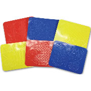 Jr. Rubbing Plates (Set of 6)