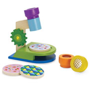 Learning Play Microscope?