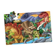 Creatures of the Past Jumbo Puzzle (50 Pieces)