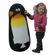 Eco Bonk Bop Toy - Logan the Penguin