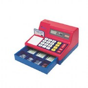 Large Calculator Cash Register