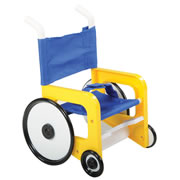 Inclusion Doll Equipment - Wheelchair