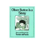 Oliver Button is a Sissy - Paperback