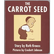 Carrot Seed, The (Board Book)