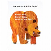 Brown Bear Brown Bear - Board Book
