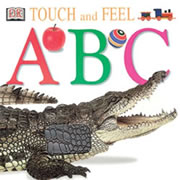 ABC Touch and Feel Board Book