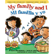My Family and I - Board Book