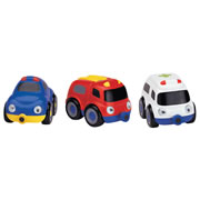 Emergency Tailgate Trio (Set of 3)