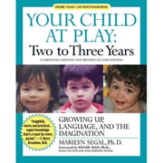 Your Child At Play - Two to Three Years