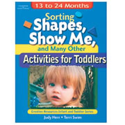 Sorting Shapes, Show Me, And Many Other Activities For Toddlers