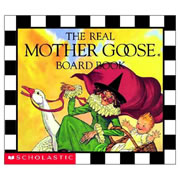 The Real Mother Goose - Board Book