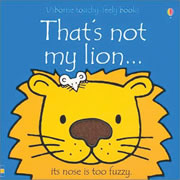 That's Not My Lion (Board Book)