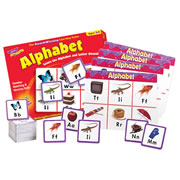Alphabet Match-Me Game