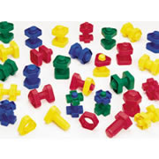 Nuts & Bolts 96 Piece Set