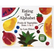 Eating The Alphabet (Big Book)